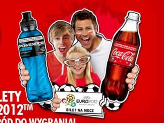 Coca-Cola coraz bliżej Euro 2012