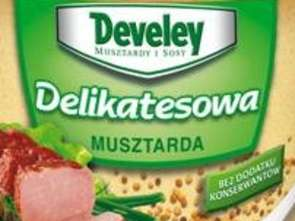Develey. Musztardy Develey