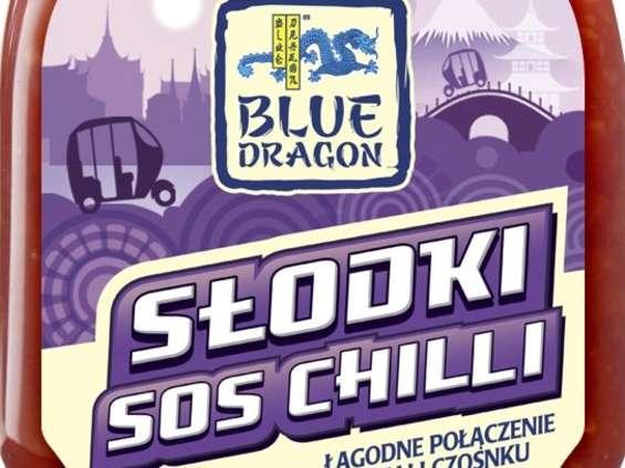 AB Foods Polska. Blue Dragon słodki sos chilli