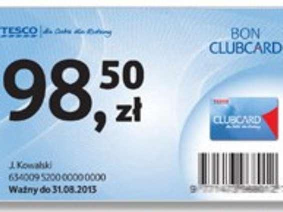 Tesco Clubcard liderem