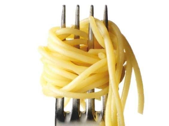 Nitka, świderek, spaghetti