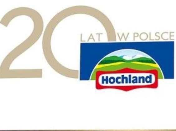 [PROMOCJA] Gala 20 lat Hochland w Polsce