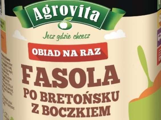 """Arteta. Agrovita """"Obiad na raz"""""""