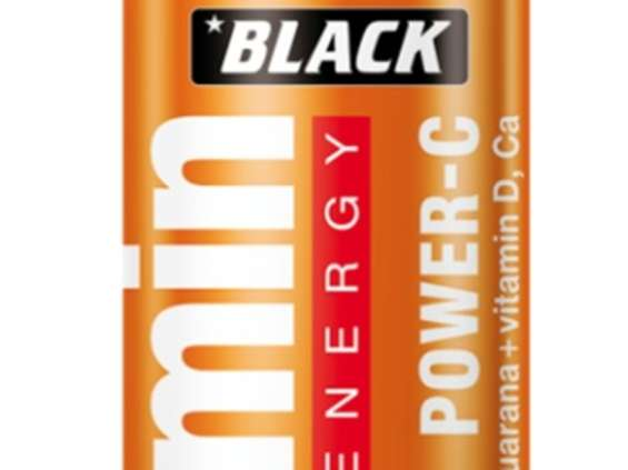 FoodCare. Black Vitamin Energy