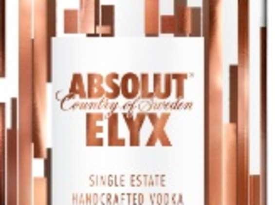 Pernod Ricard Polska. Absolut Elyx