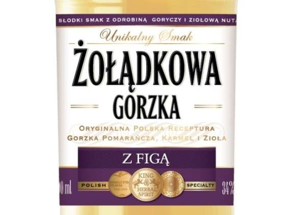 Stock Polska. Żołądkowa Gorzka