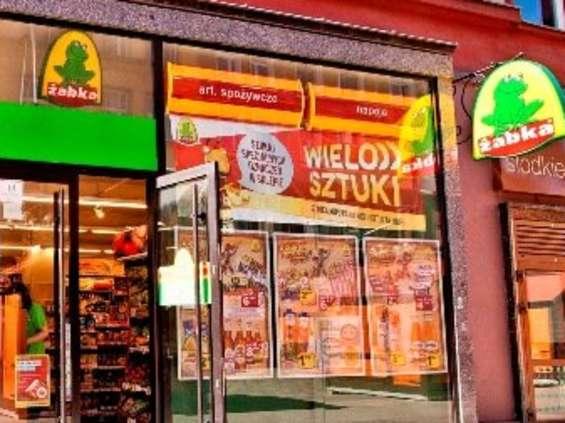 Żabka Polska otworzy ponad 150 sklepów w Warszawie