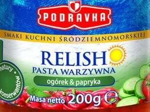 Podravka Polska. Relish Podravka