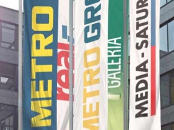 Grupa Metro zanotowała spadek sprzedaży