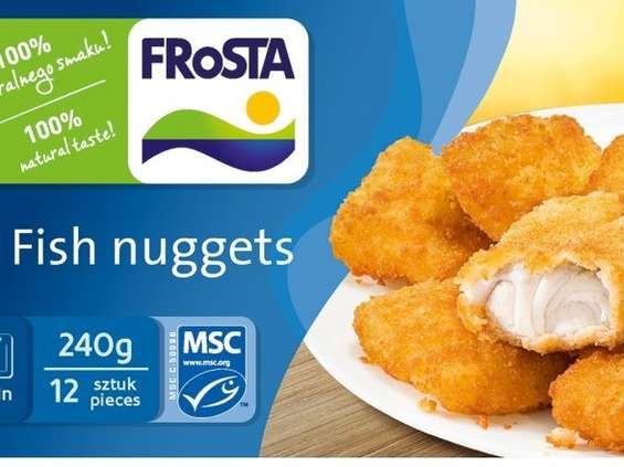 Frosta. Fish nuggets