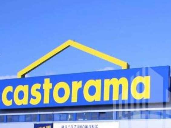 Castorama większa o dwa sklepy