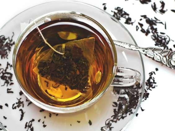 Spada sprzedaż herbaty w Polsce