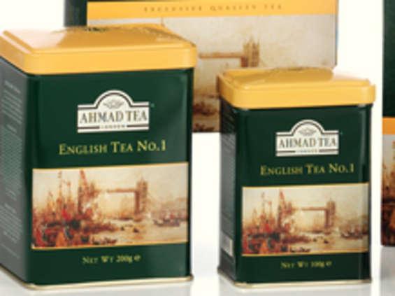 Ahmad Tea rośnie szybciej niż rynek