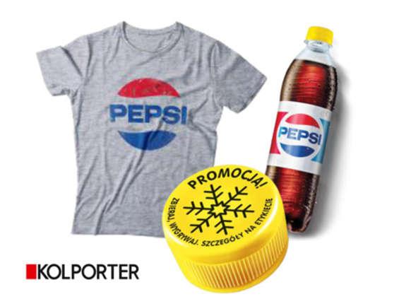 Kolporter i Pepsi we wspólnej akcji