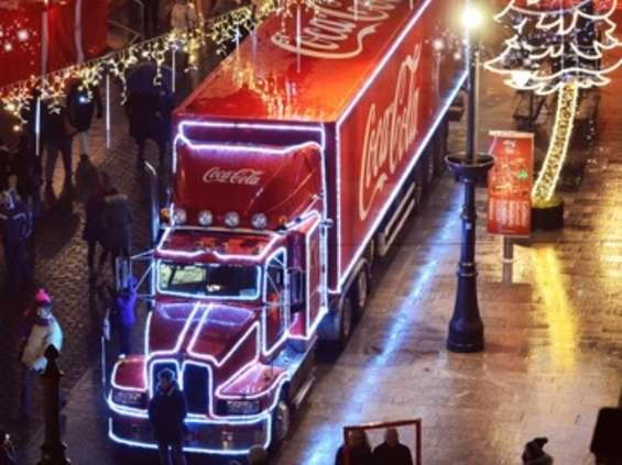 Coca-Cola gotowa na święta