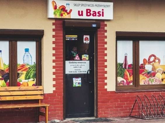 Odnowiliśmy sklep pani Basi