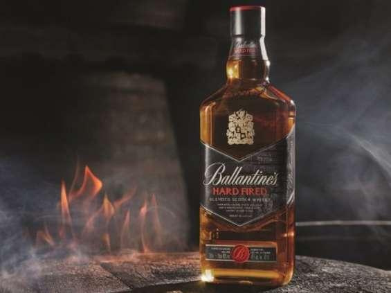 Wyborowa Pernod Ricard Polska. Ballantine's Hard Fired