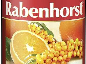 Victualia Saluber. Nektar z pomarańczy i rokitnika Rabenhorst