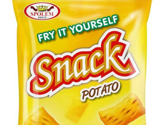 """WSP """"Społem"""" Kielce. Snack Potato"""