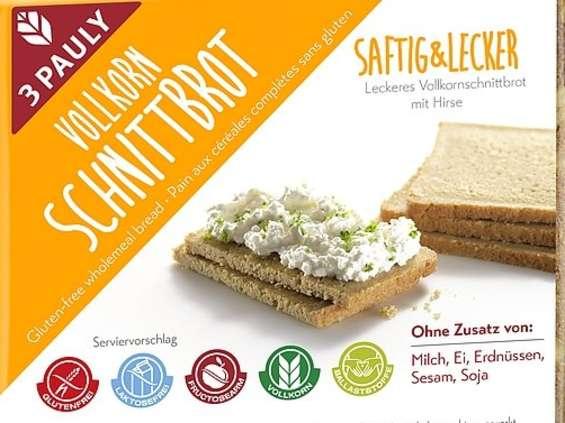 Victualia Saluber. Chleb pełnoziarnisty bezglutenowy krojony3 Pauly