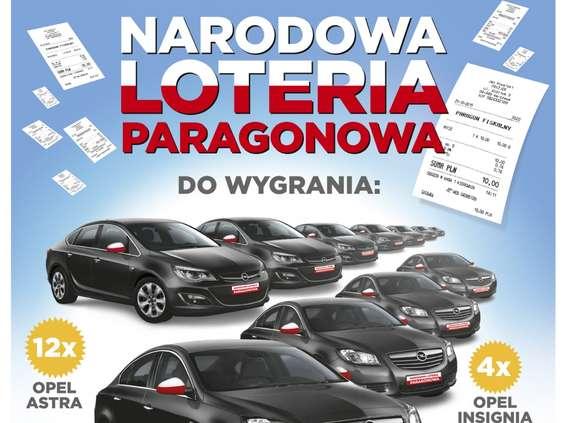 Kolejne rekordy w Narodowej Loterii Paragonowej