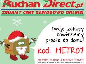 Auchandirect.pl zmienił wygląd