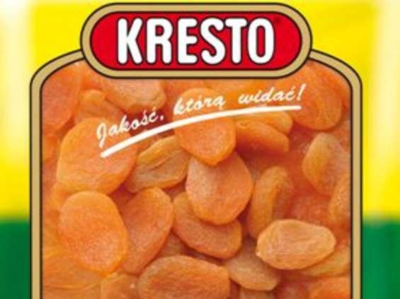 VOG Polska. Suszone owoce marki Kresto