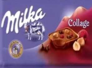 Mondelez Polska. Milka Collage