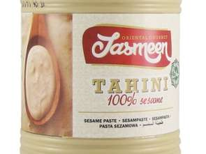 Levant Foods. Tahini marki Jasmeen,