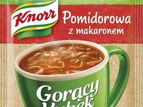 Unilever Polska. Gorący Kubek Knorr