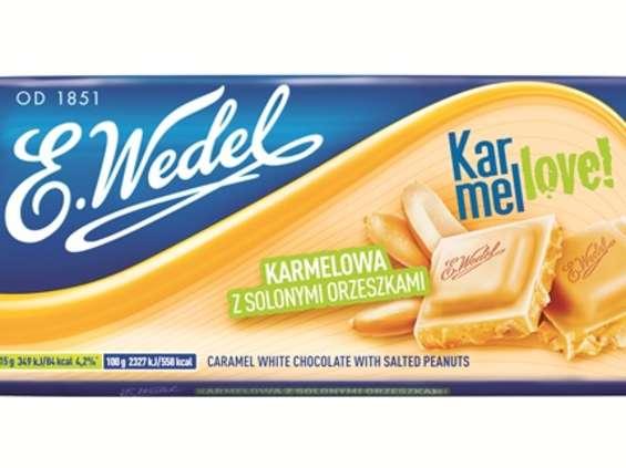 Lotte Wedel. E.Wedel Karmellove