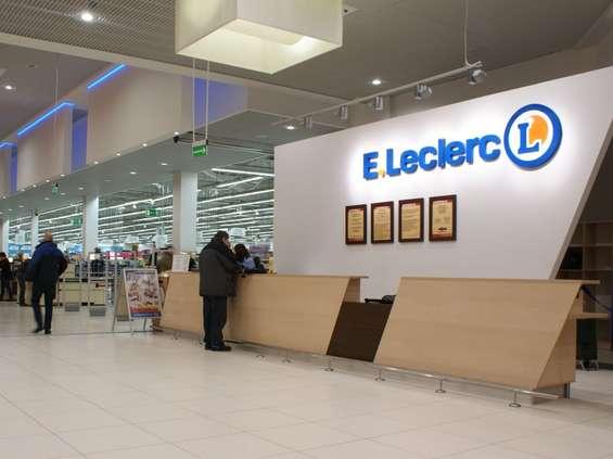 E.Leclerc protestuje przeciw pomysłom MF