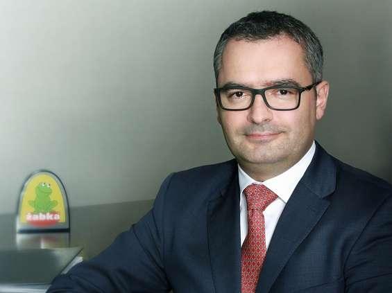 Były dyrektor generalny sieci Biedronka nowym prezesem Żabki