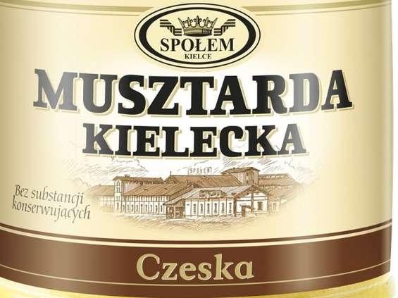 """WSP """"Społem"""" Kielce. Musztarda Kielecka Czeska"""