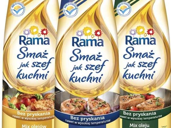 Unilever Polska. Rama Smaż jak szef kuchni