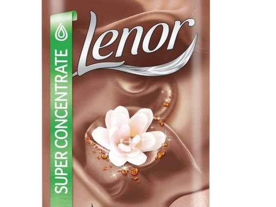 Procter & Gamble. Lenor Amber Flower