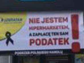 Protest na billboardach