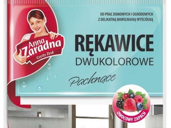 Stella Pack. Rękawice dwukolorowe pachnące marki Anna Zaradna