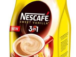 Nestlé Polska. Nescafé 3in1