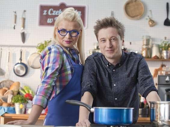 """Lotte Wedel z 4. edycją projektu """"W kuchni z E. Wedel"""""""