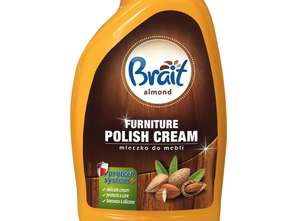 Dramers. Brait Furniture Polish Cream
