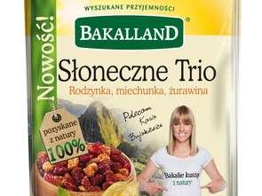 Bakalland. Słoneczne Trio