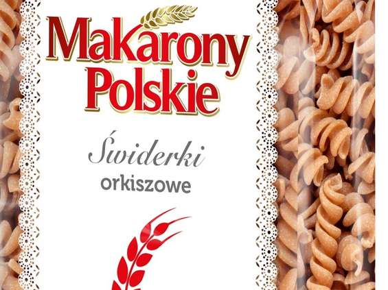 Makarony Polskie. 100% orkisz
