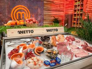 Netto partnerem MasterChef Junior