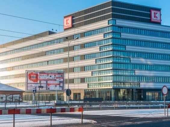 Kaufland z nową siedzibą we Wrocławiu