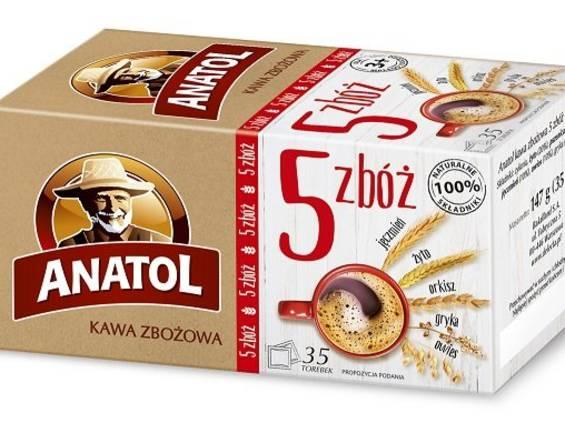 Bakalland. Anatol 5 zbóż