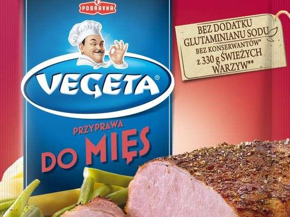 Podravka Polska. Vegeta do mięs