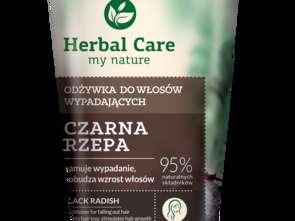 Laboratorium Kosmetyków Naturalnych Farmona. Herbal Care Odżywka do włosów Czarna Rzepa