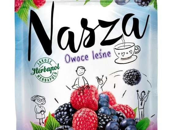Herbapol-Lublin. Herbaty Nasza