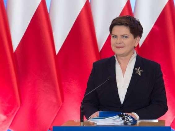 Beata Szydło: Pierwszy projekt podatku to był błąd